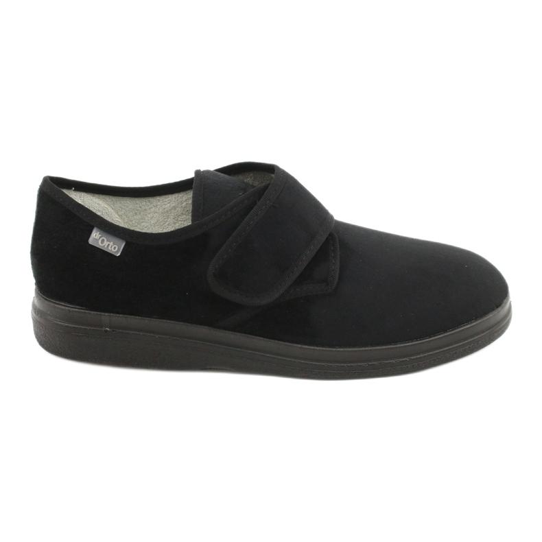 Befado chaussures pour hommes pu 036M007 noir
