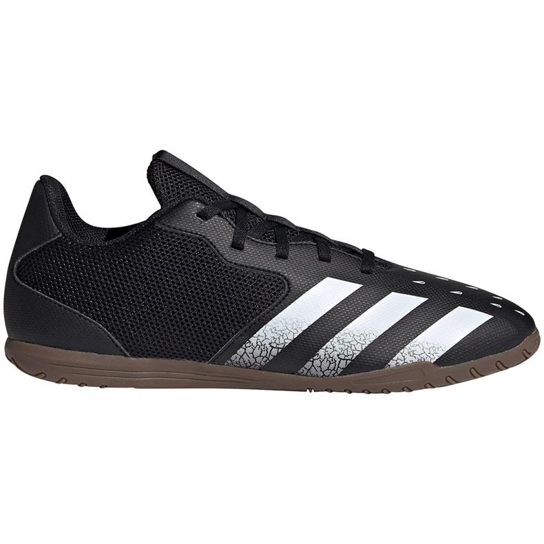 Chaussures de football Adidas Predator Freak.4 In Sala FY1042 noir noir