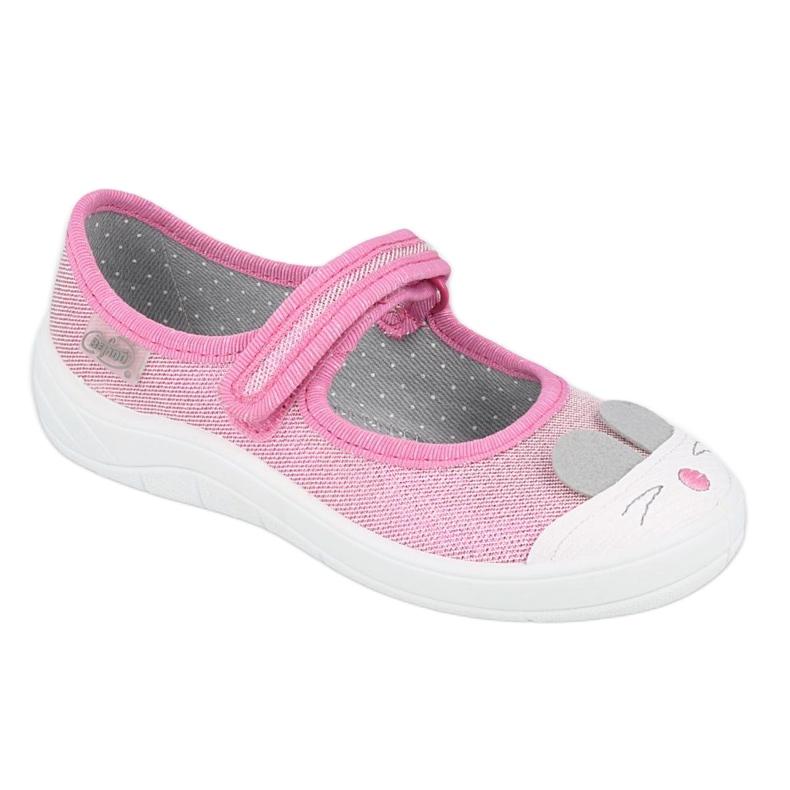Chaussures enfant Befado 208X045 rose