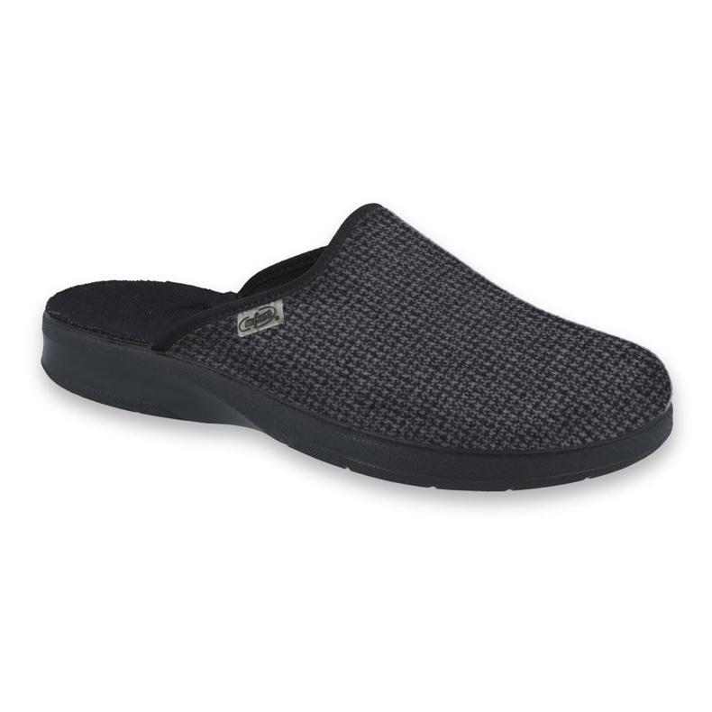 Befado chaussures pour hommes pu 548M026 le noir