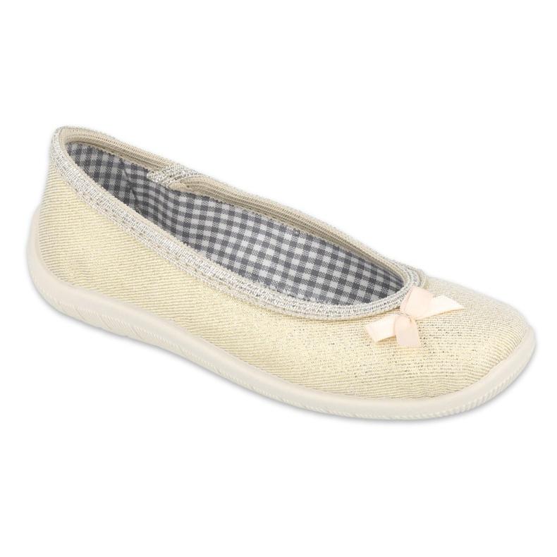 Chaussures enfant Befado 980X103 d'or