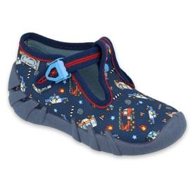 Chaussures pour enfants Befado 110P418 bleu marin