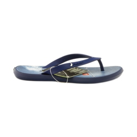 Tongs bleu marine enfants chaussures tongs Rider 1307