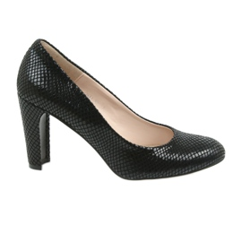 Black Sagan 2600 chaussures noires