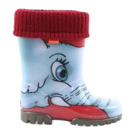 Demar bottes pour enfants avec une chaussette