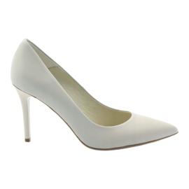 Chaussures Gianmarko 721 beige brun