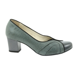 Chaussures femme Espinto 395 t. G1 / 2 gris