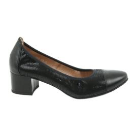 Escarpins femme Espinto 535 noir