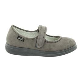 Gris Chaussures pour femmes Befado Dr.Orto 462D001