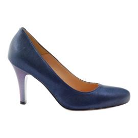 Mojo Des pompes pour des épingles blu confortables