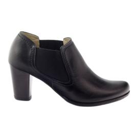 Gregors 553 chaussures noires pour femmes