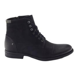 Bottes d'hiver bottes Pilpol C831 noir