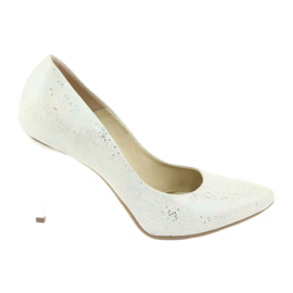 Chaussures pour femmes Espinto 456/96 blanches