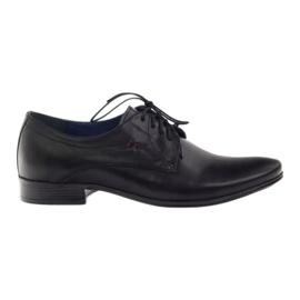 Chaussures homme Nikopol 1597 noir