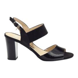 Sandales Caprice pour femmes 28307 noir