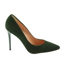 Espinto Escarpins sur un stylet vert