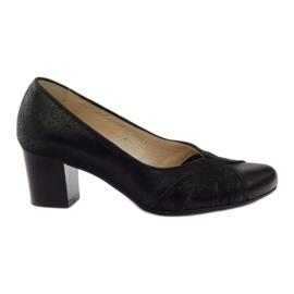 Chaussures femme Espinto tęg G1 / 2 noir