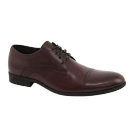 Chaussures lacées marron Pilpol 1674