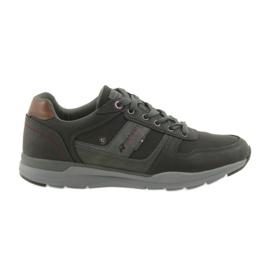 American Club Chaussures de sport pour homme American RH01 / 19 noir