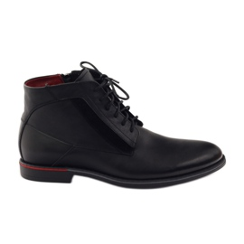 Bottines Pilpol PC6007 noir