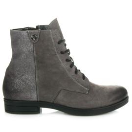 Vinceza gris Ouvriers du cuir
