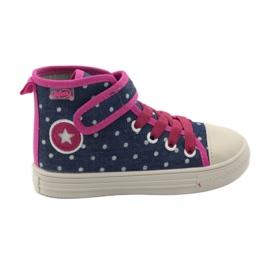 Befado enfants chaussures baskets pantoufles 426x002