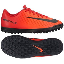 Chaussures de football Nike MercurialX Vortex Iii
