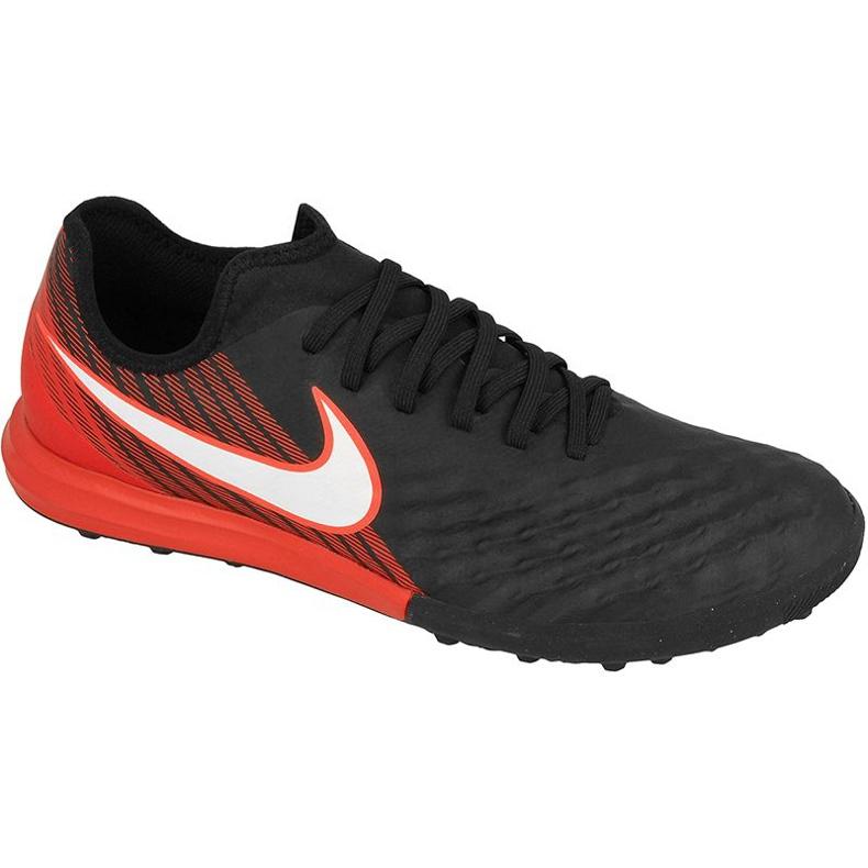 Chaussures de football Nike MagistaX Finale Ii Tf noir