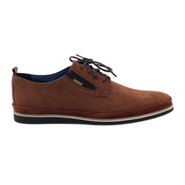 Brun Chaussures homme Badura 7758 marron