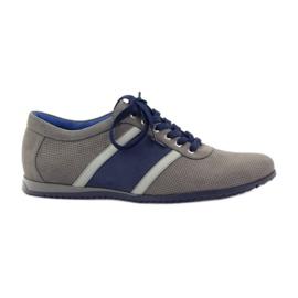 Chaussures de sport grises Badura 3360