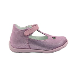 Ren But rose Ren chaussures 1467 ballerines chiné