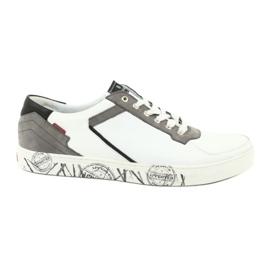 Chaussures de sport Badura 3361 blanches