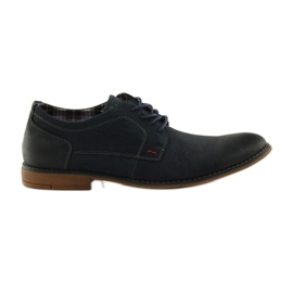 American Club marine Chaussures américaines 5418
