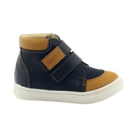 Chaussures pour garçons avec velcro Bartuś