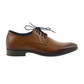 Pantoufles marron homme Nikopol 1644 brun