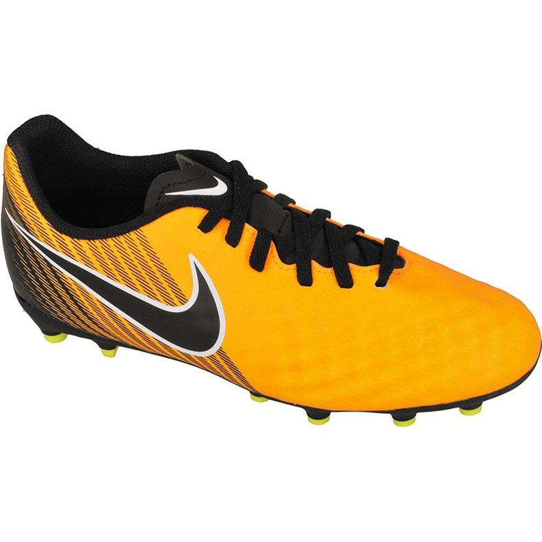 Chaussures de football Nike Magista Ola II FG Jr 844204-801