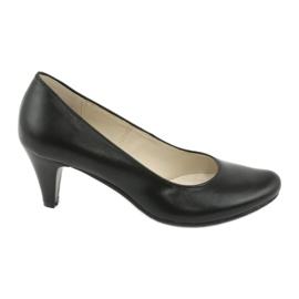 Gregors 465 chaussures de travail noir