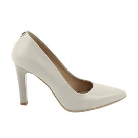 Chaussure femme gris Arka 5254 logo