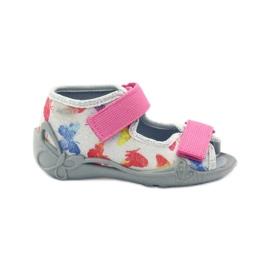 Befado enfants chaussures pantoufles sandales 242p075