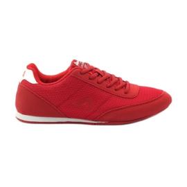 American Club Jogging sportif américain 7066 rouge