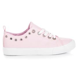 Seastar Sneakers Rose Décoratif