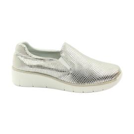 Slipony Filippo 204 chaussures de sport en cuir