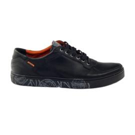Chaussures de sport pour hommes Badura 3361 noir