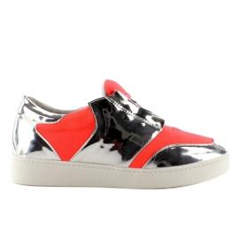 Chaussures de sport neon mirror GQ2336 Orange