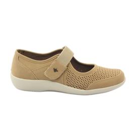 Chaussures Aloeloe super confortables brun