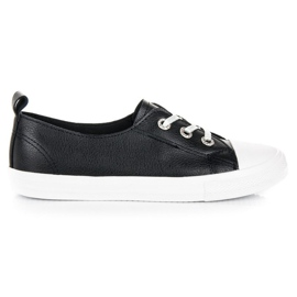 Noir Baskets MCKEYLOR confortables