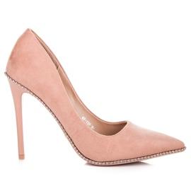 Seastar Pins à la mode rose