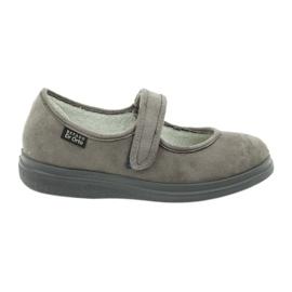 Befado chaussures pour femmes pu 462D001 gris