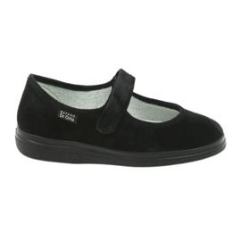 Befado chaussures pour femmes pu 462D002 noir