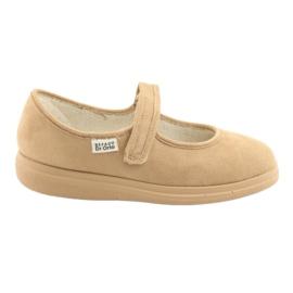 Brun Befado chaussures pour femmes pu 462D003